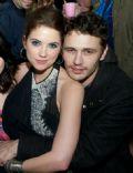 Ashley Benson and James Franco