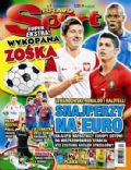 Cristiano Ronaldo, Robert Lewandowski on the cover of Bravo Sport (Poland) - January 2012