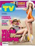 Costanza Caracciolo, Federica Nargi on the cover of TV Sorrisi E Canzoni (Italy) - May 2012