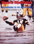 Terry Bradshaw on the cover of Sports Illustrated (United States) - January 1979