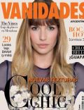 Chloe Bello on the cover of Vanidades (Argentina) - April 2014