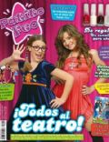 Brenda Asnicar, Laura Esquivel on the cover of Patito Feo (Argentina) - August 2007