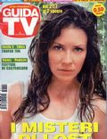 Guida TV Magazine [Italy] (27 July 2008)