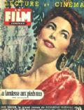 Ava Gardner on the cover of Le Film Complet (France) - August 1955