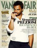 Vanity Fair Magazine [Italy] (30 August 2011)