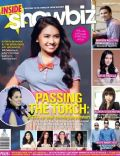 Kathryn Bernardo on the cover of Inside Showbiz (Philippines) - January 2013