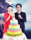 Ziyi Zhang and Wang Feng (singer)