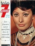 Télé 7 Jours Magazine [France] (26 October 1974)