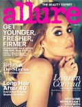 Lauren Conrad on the cover of Allure (United States) - April 2014