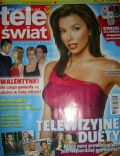 tele swiat Magazine [Poland] (8 February 2008)