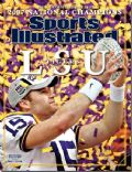 Sports Illustrated Magazine [United States] (16 January 2008)