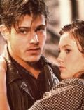 Diane Lane and Michael Pare