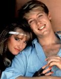 James Spader and Kim Richards