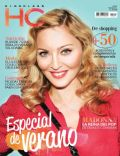 Madonna on the cover of High Class (Paraguay) - January 2012