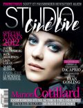 Studio Cine Live Magazine [France] (16 May 2012)