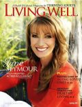 Jane Seymour on the cover of Living Well (United States) - March 2012
