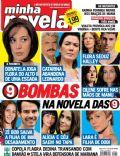 Minha Novela Magazine [Brazil] (12 October 2008)