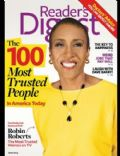 Robin Roberts on the cover of Readers Digest (United States) - June 2013