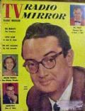 Steve Allen on the cover of TV Radio Mirror (United States) - February 1957