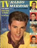 Ricky Nelson on the cover of TV Radio Mirror (United States) - September 1957