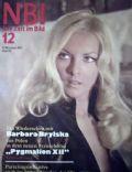 Nbi Die Zeit Im Bild Magazine [Germany] (3 March 1971)