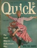Vera-Ellen on the cover of Quick (United States) - March 1952