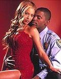 Beyoncé Knowles and Mekhi Phifer