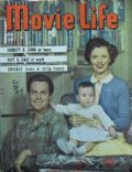 Shirley Temple on the cover of Movie Life (United States) - May 1949