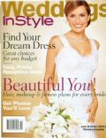 Mariska Hargitay on the cover of Instyle Weddings (United States) - December 2004