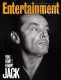 Jack Nicholson on the cover of Entertainment Weekly (United States) - January 1993