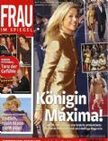 Princess Máxima of the Netherlands on the cover of Frau Im Spiegel (Germany) - February 2008