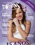Laura Esquivel, Laura Esquivel on the cover of Tweens (Argentina) - June 2008