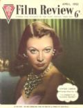 Vivien Leigh on the cover of Abc Film Review (United Kingdom) - April 1952