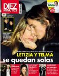 Diez Minutos Magazine [Spain] (21 February 2007)