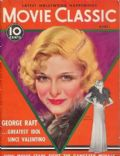 Joan Bennett on the cover of Movie Classic (United States) - April 1933