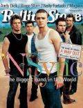 on the cover of Rolling Stone (United States) - December 2001