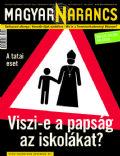 Magyar Narancs Magazine [Hungary] (10 March 2011)