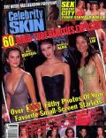 Jessica Alba, Keri Russell, Lucy Liu on the cover of Celebrity Skin (United States) - September 2001