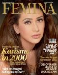 Karisma Kapoor on the cover of Femina (India) - October 2011