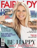 Gwyneth Paltrow on the cover of Fairlady (South Africa) - March 2014
