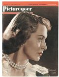 Deborah Kerr on the cover of Picturegoer (United Kingdom) - February 1949