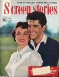 Ruth Roman on the cover of Screen Stories (United States) - May 1951