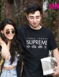 Madison Beer and Zack Bia