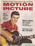 Ricky Nelson on the cover of Motion Picture (United States) - March 1959