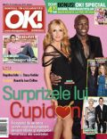 Heidi Klum, Seal on the cover of Ok (Romania) - February 2012