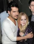 Avril Lavigne and Justin Murdock