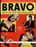 Marilyn Monroe on the cover of Bravo (Germany) - August 1956