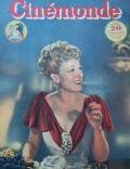 Cinemonde Magazine [France] (14 September 1948)