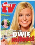 Aneta Zajac on the cover of Program TV (United States) - November 2009