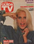 Guida TV Magazine [Italy] (24 August 1989)
